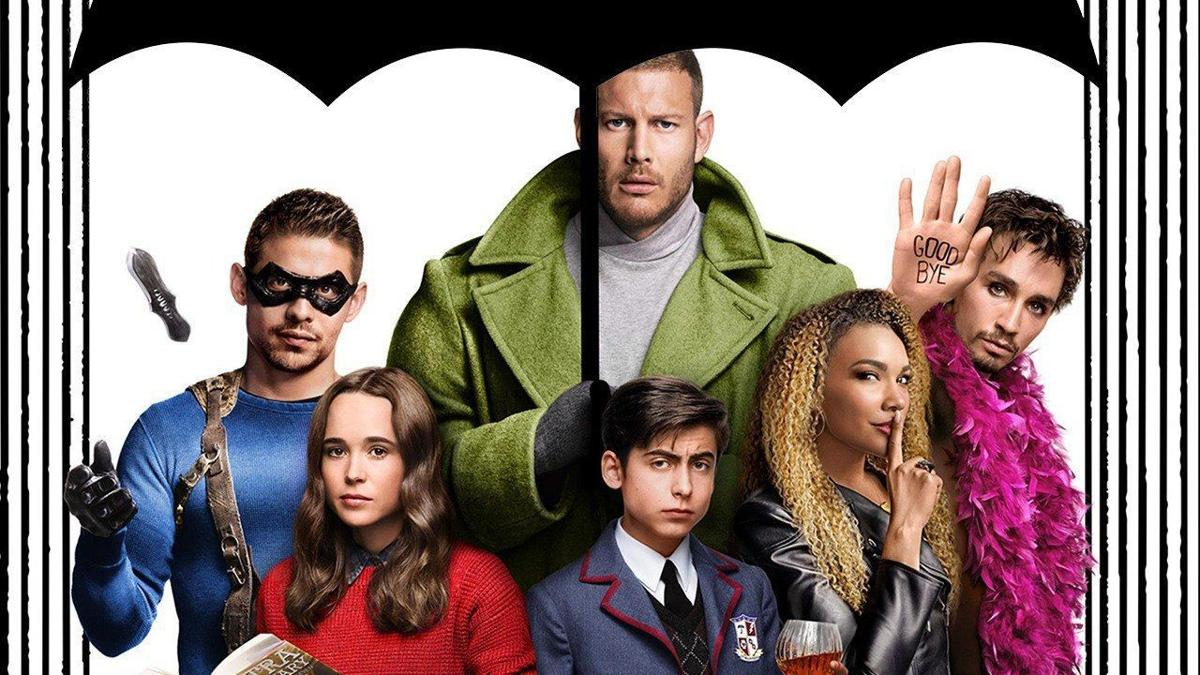 How 'The Umbrella Academy' show differs from the comic - and why that's a  good thing | Citizen Pop | auburnpub.com