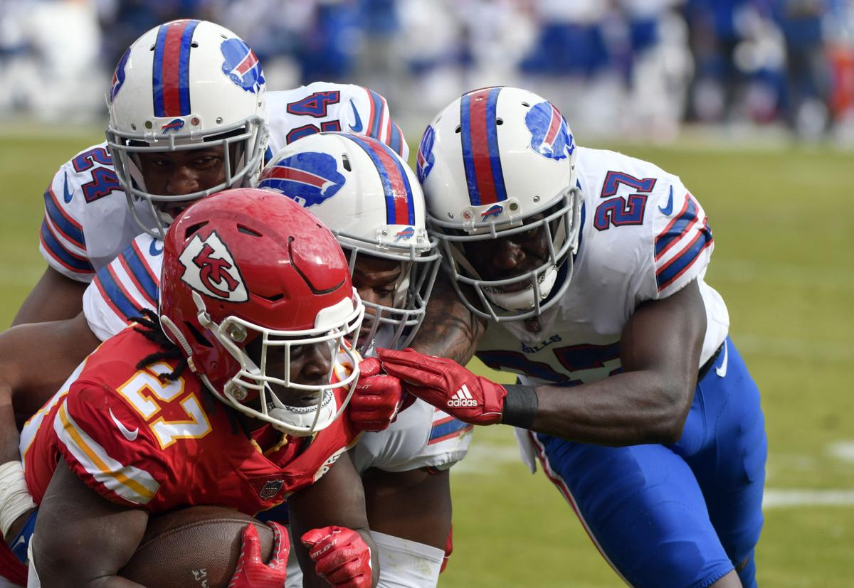 Bills Chiefs Football