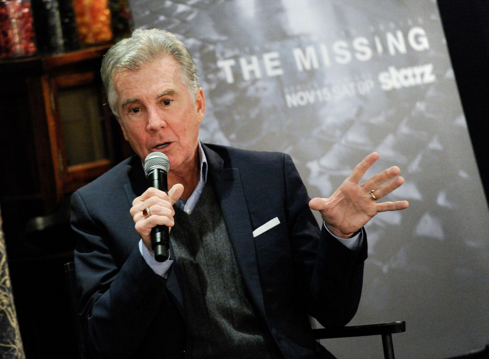 Auburn native John Walsh, 'America's Most Wanted' creator, stars in TV ad for Katko