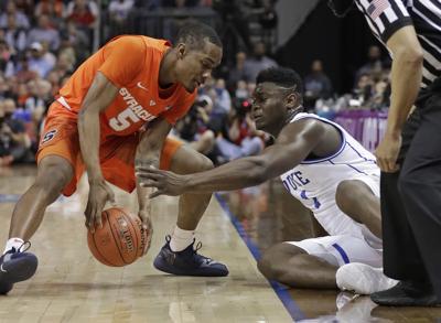 ACC Syracuse Duke Basketball