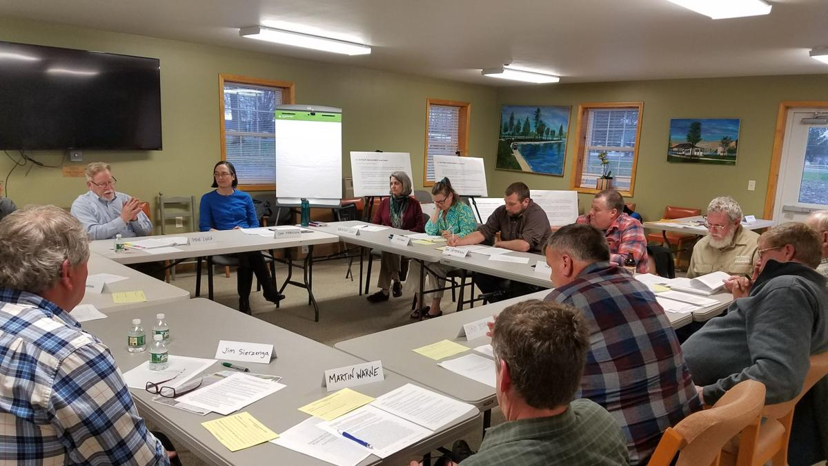 Owasco Lake rules and regulations agriculture stakeholder meeting