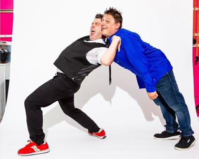 'The Chris and Paul Show'