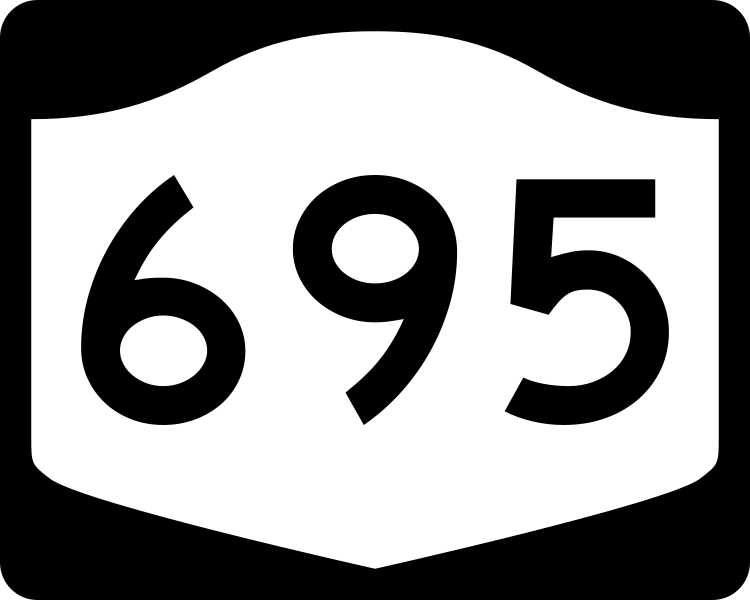 Route 695