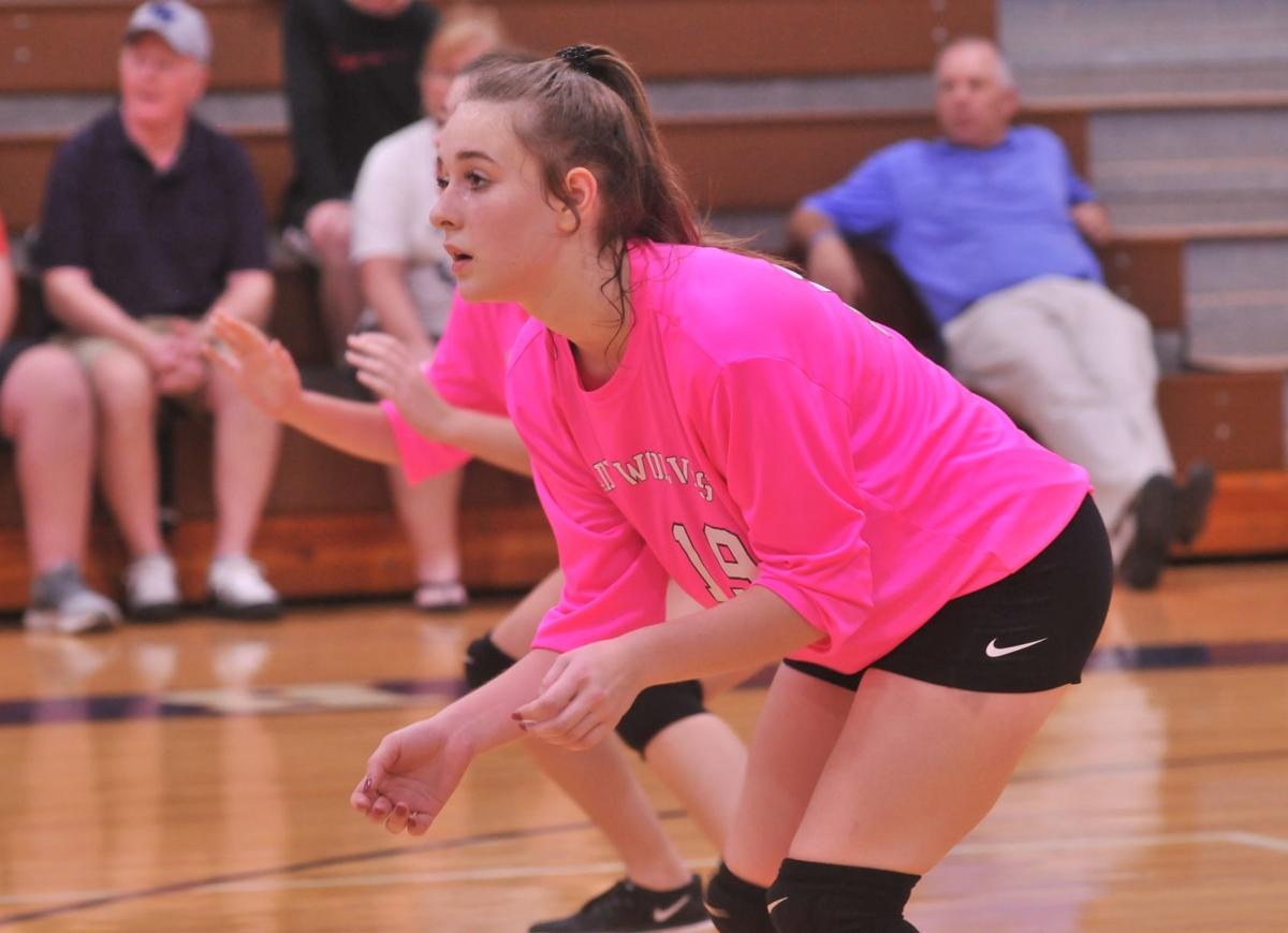 Moravia vs. Union Springs volleyball - Winters
