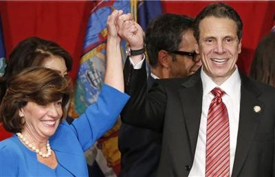 Andrew Cuomo, Kathy Hochul, Election