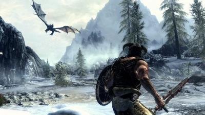 Skyrim' reviewed: Newest 'Elder Scrolls' stands among most absorbing