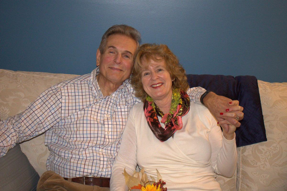 David and Alicia Palmer