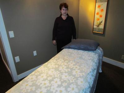 'So much better': Closer to Home offering acupunture, massage therapy in Skaneateles