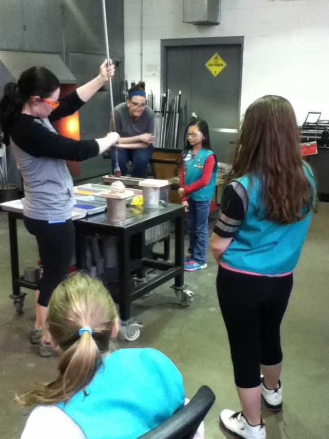 Young Voices of New York: Corning Museum of Glass