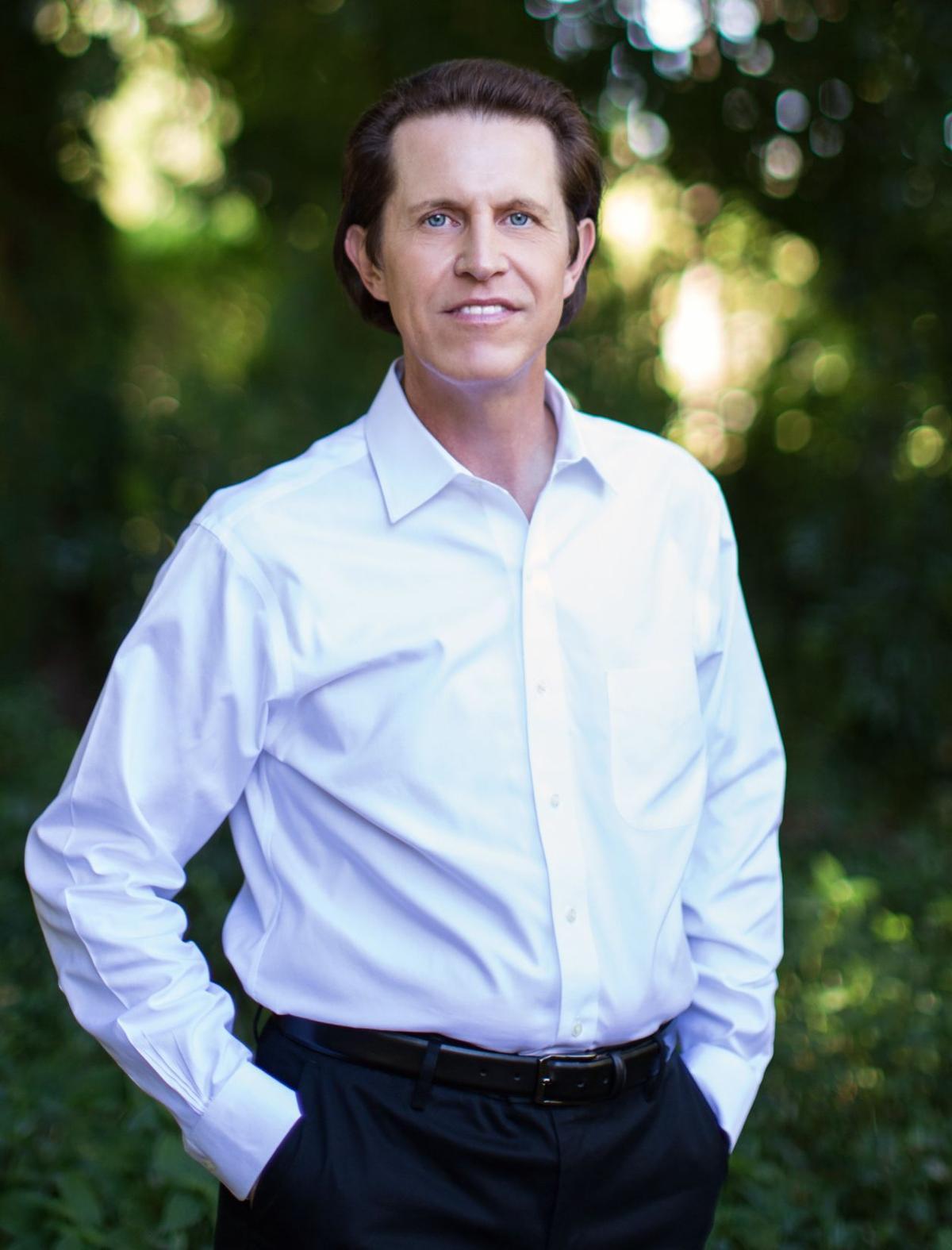 How to 'Flourish': Cayuga County-area businessman writes book on economics, politics