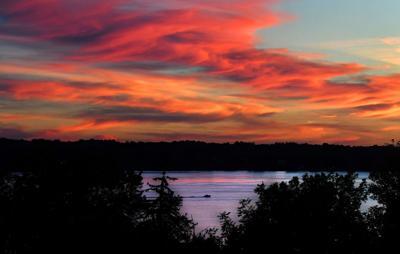 Owasco Lake Sunset