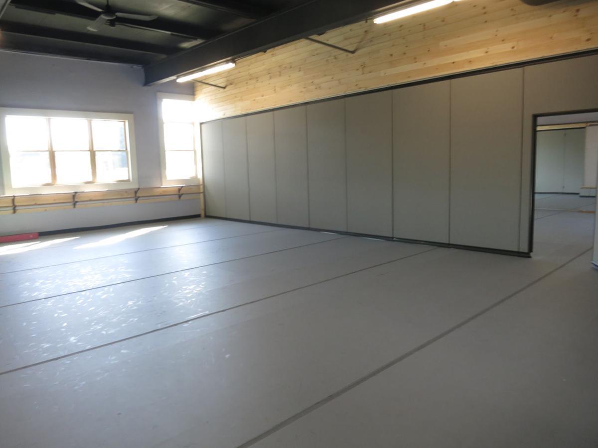 designing a dream tiffany s dance studio settles into new space designing a dream tiffany s dance studio settles into new space at former automotive garage