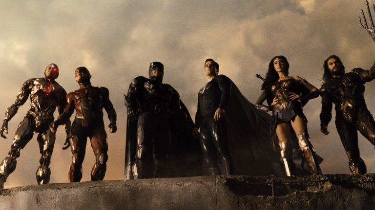 Zack Snyder's Justice League' is better than it has any right to be |  Citizen Pop | auburnpub.com