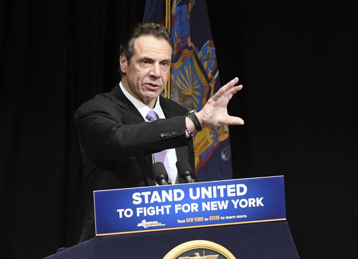 State Budget-New York