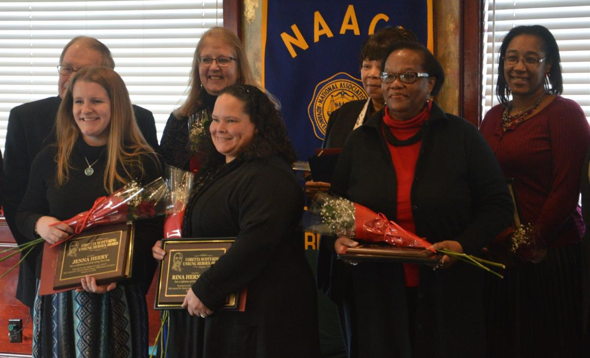 Auburn NAACP branch honors commitment to community