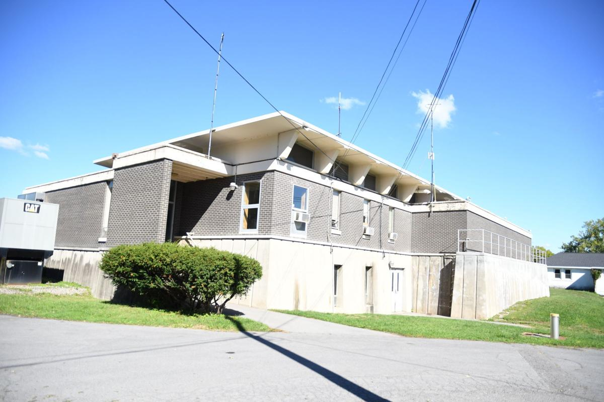 Auburn water treatment plant