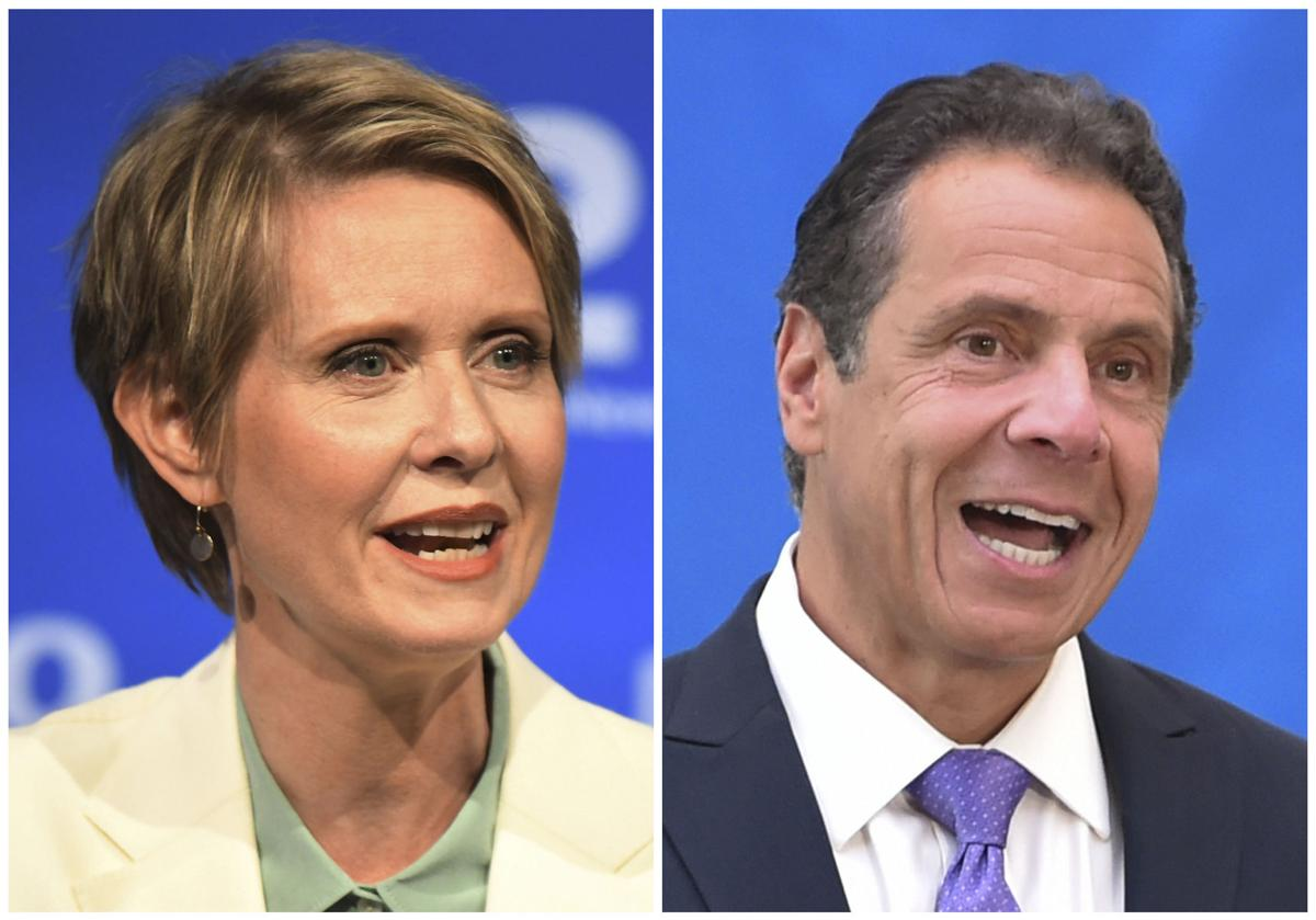 NY Governors Race