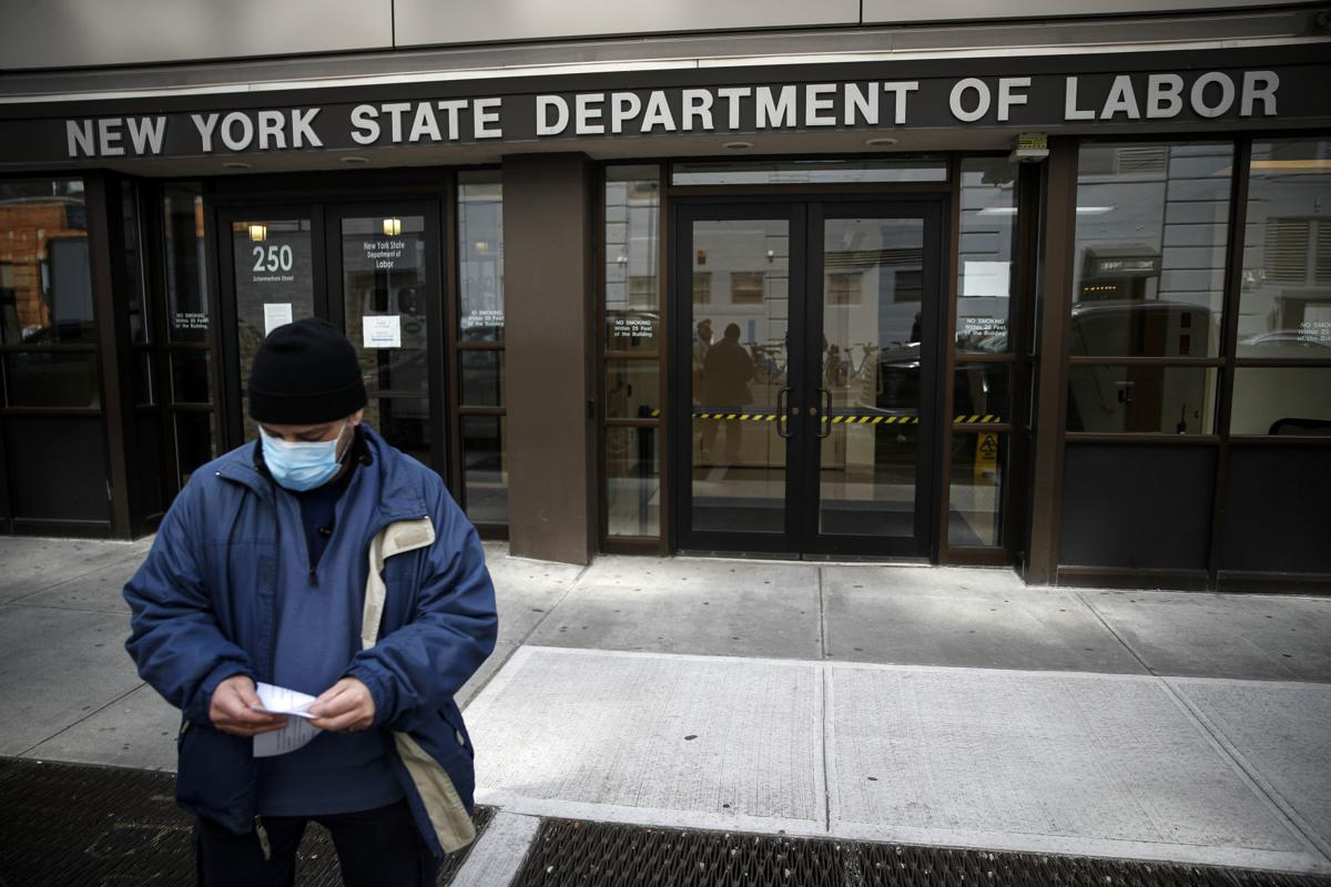 New York Revises Process For Gig Workers Self Employed To Get Jobless Benefits Local News Auburnpub Com