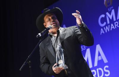 53rd Annual CMA Awards - Press Room