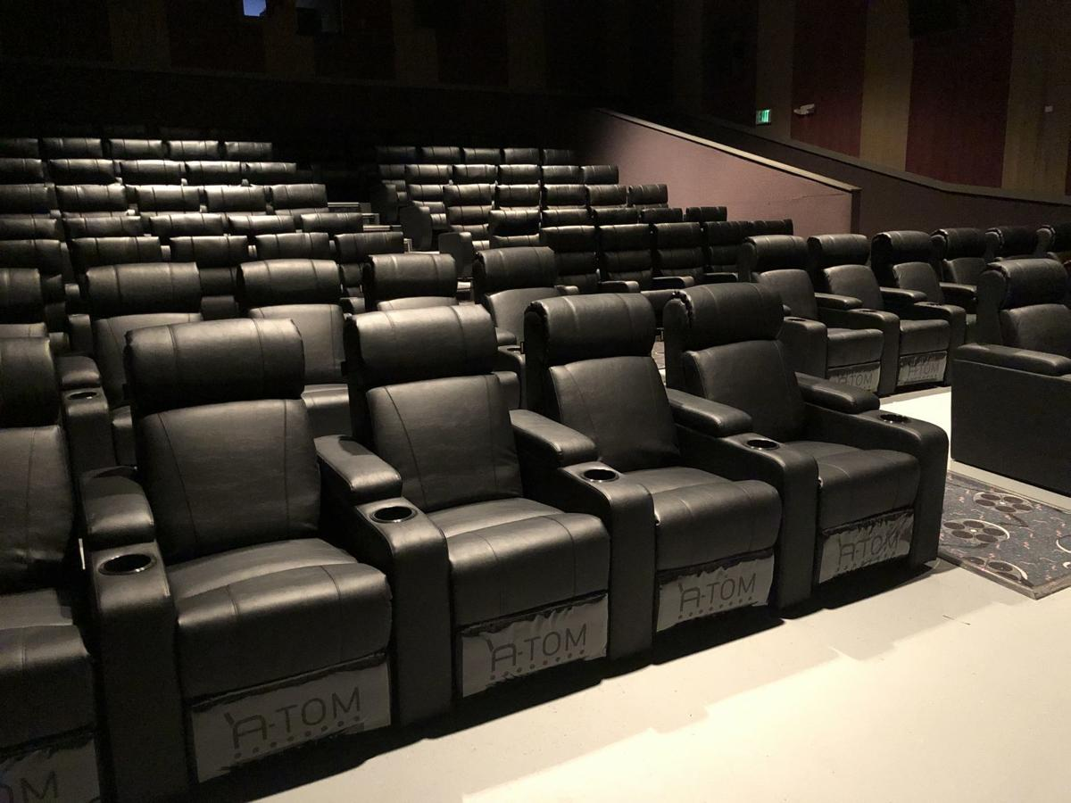 Auburn Movieplex completes installation of new seats