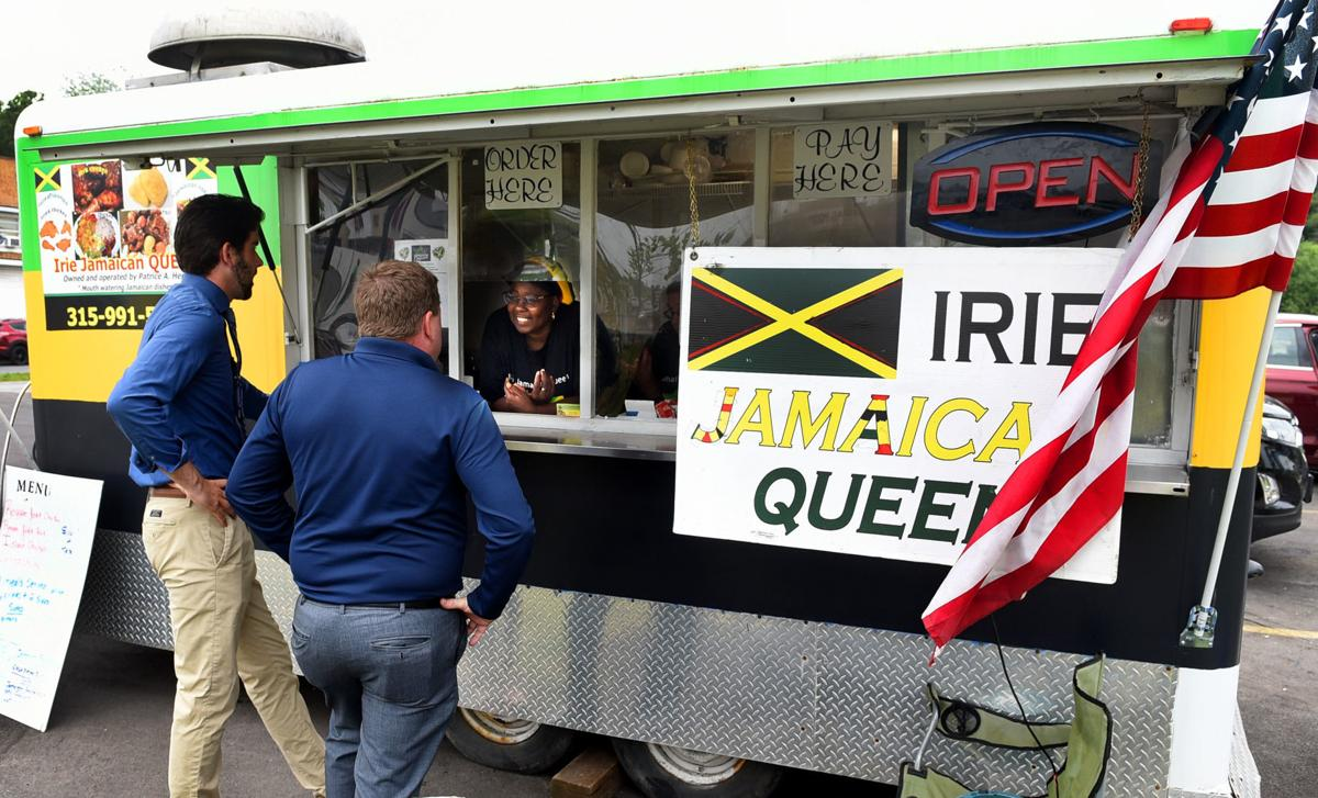 Years after restaurant, Auburn woman opens food truck