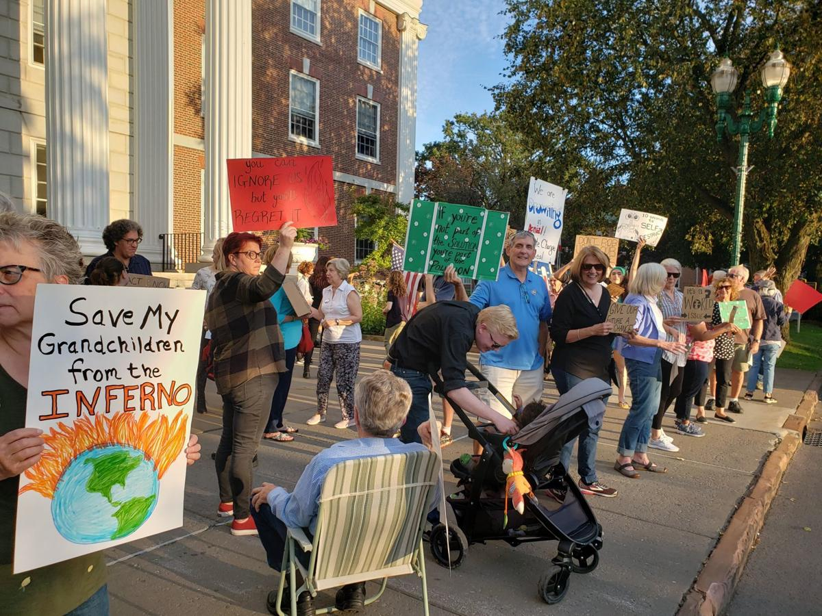 Auburn Climate Strike 1