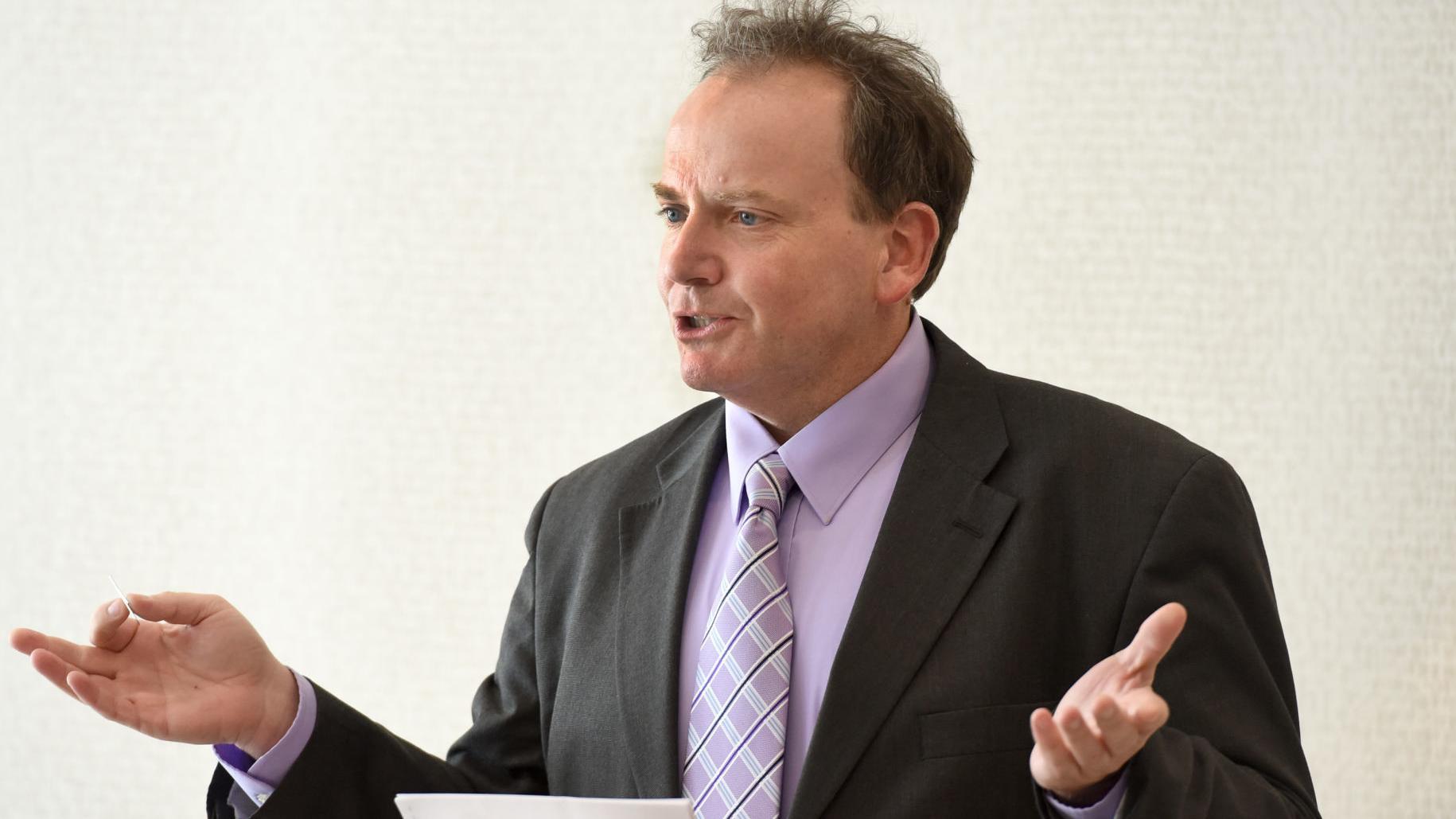 NYS Fair director shares fair's success story at Auburn Rotary Club meeting