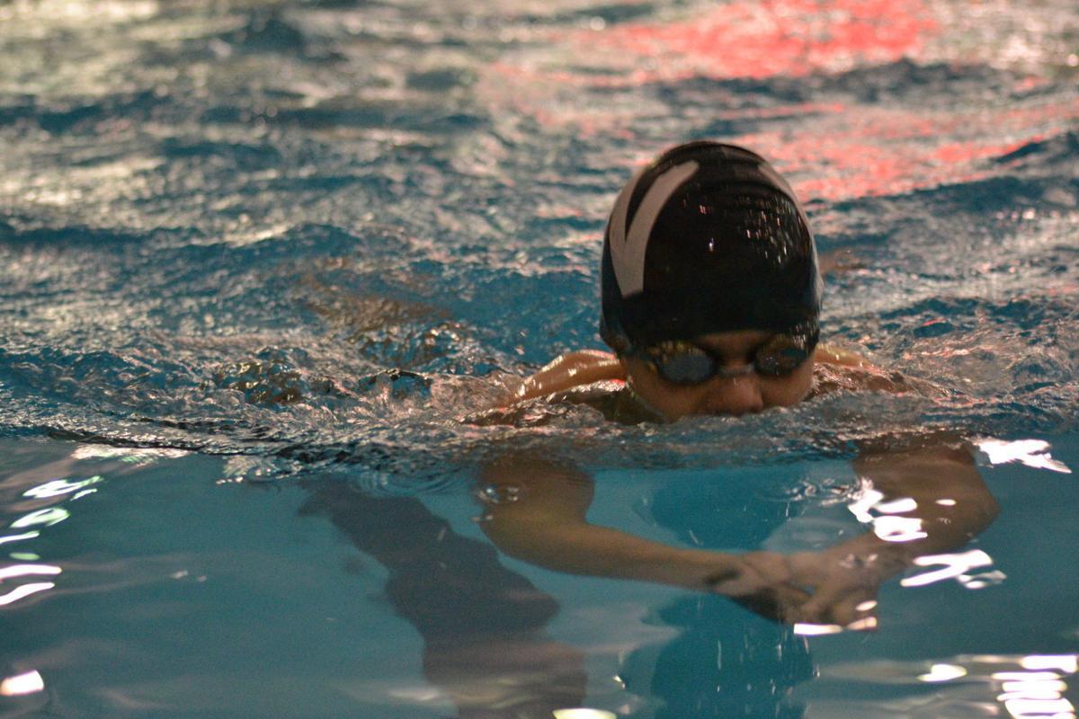 Weedsport swim