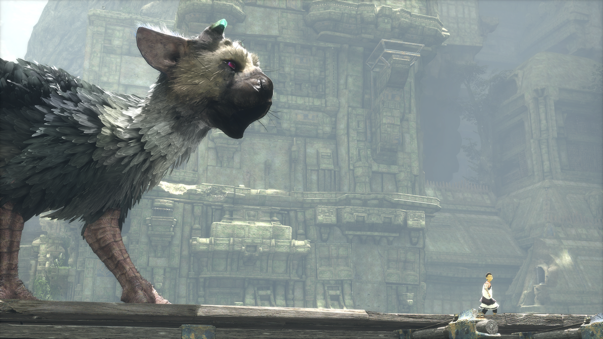 'The Last Guardian'