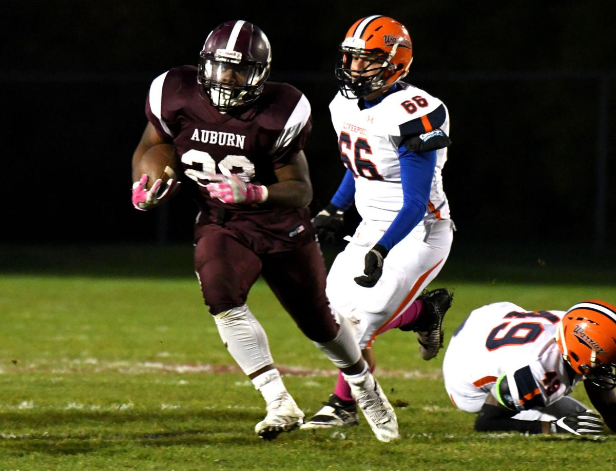 The Auburn Tigers football program represents Auburn University in the sport of American college football Auburn competes in the Football Bowl Subdivision FBS of
