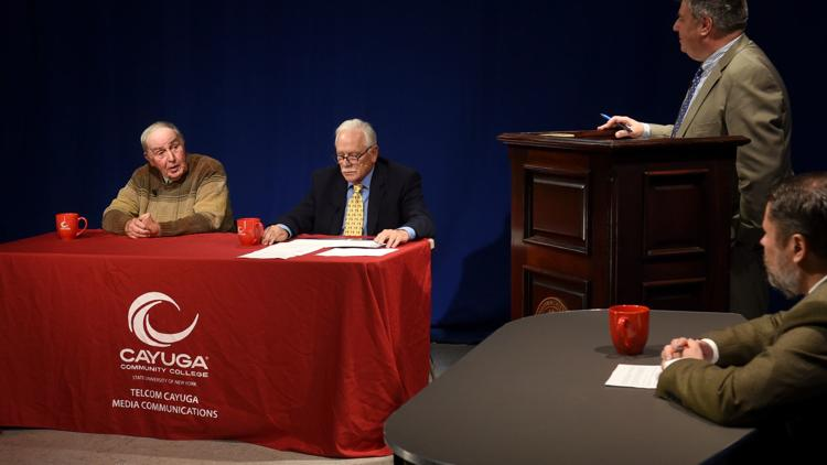 Candidates discuss water, county hierarchy during Cayuga County Legislature 8th District forum