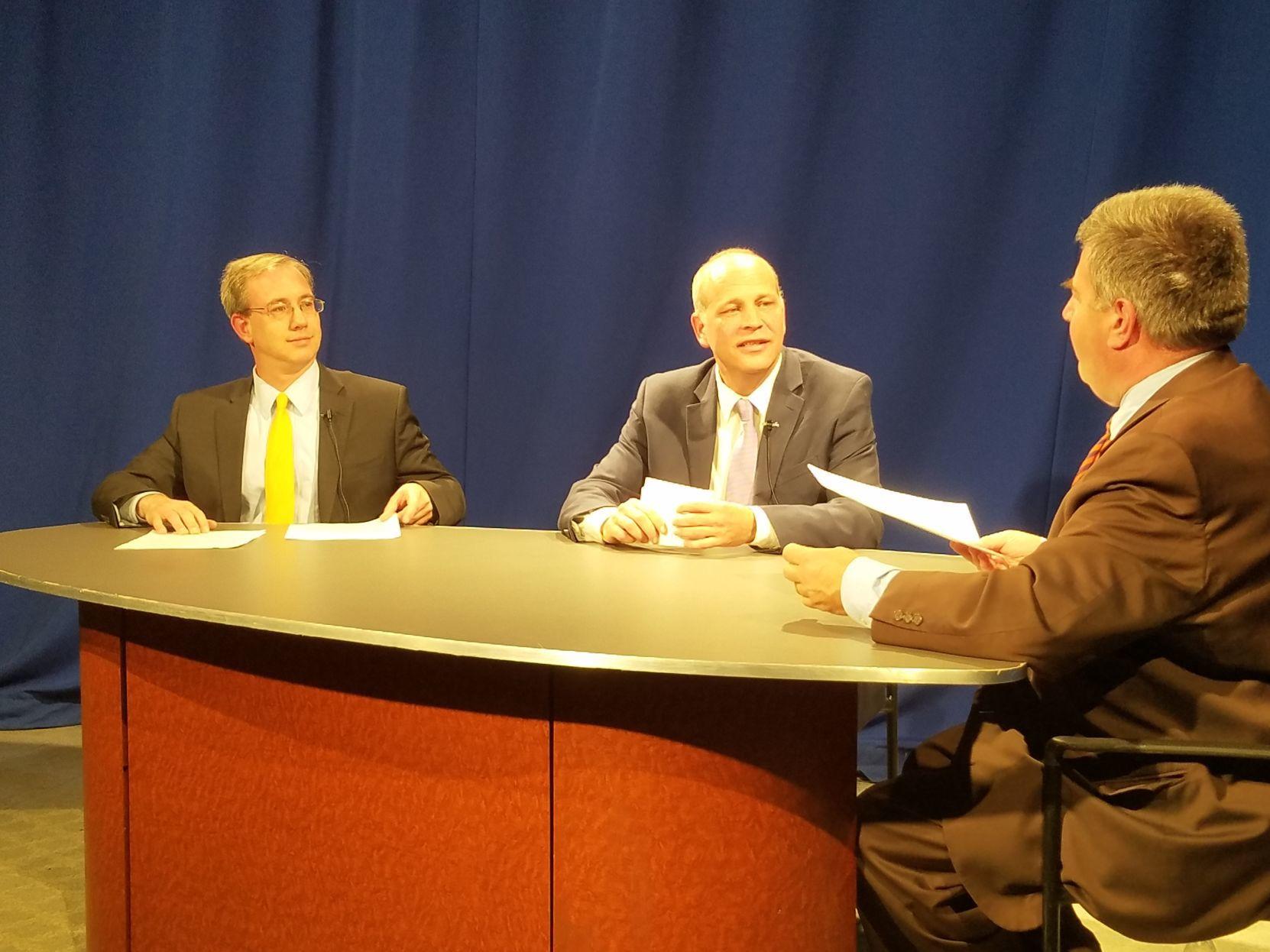Auburn City Court Judge candidates Thurston, Buschman participate in forum