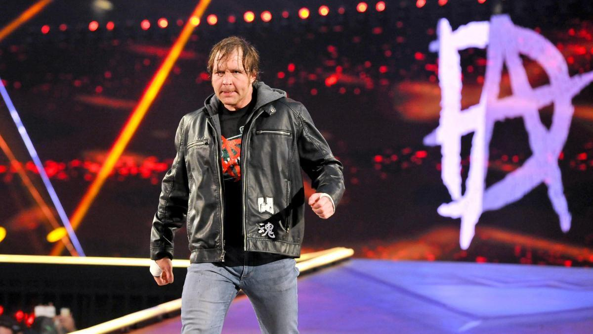 WWE: Why Dean Ambrose, not Roman Reigns, needs to turn ...
