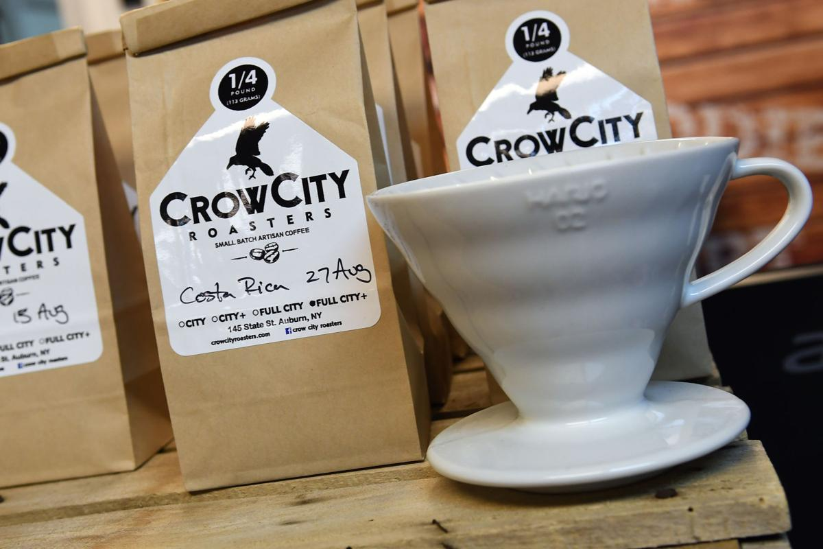 Crow City Roasters: Small business owner opens coffee roast