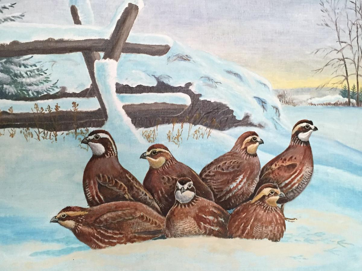 Baltimore Woods Nature Center marks 50th anniversary with John A. Weeks art exhibit