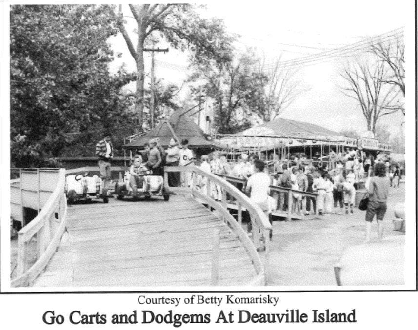 Photo # 2 - Go Carts & Dodgems at Deauville.JPG