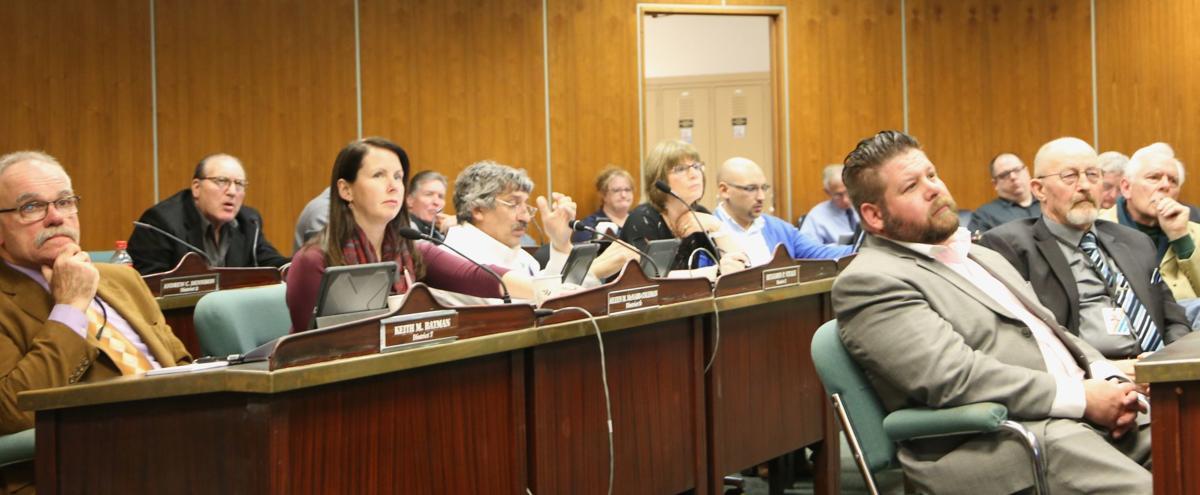 Cayuga County Legislature