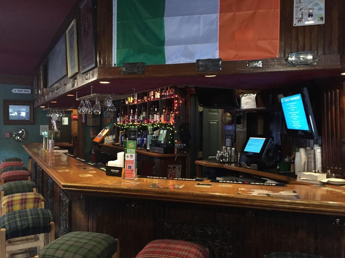 Bumps at the bar: Elbridge's Wayside Irish Pub relishes haunted history with paranormal dinners