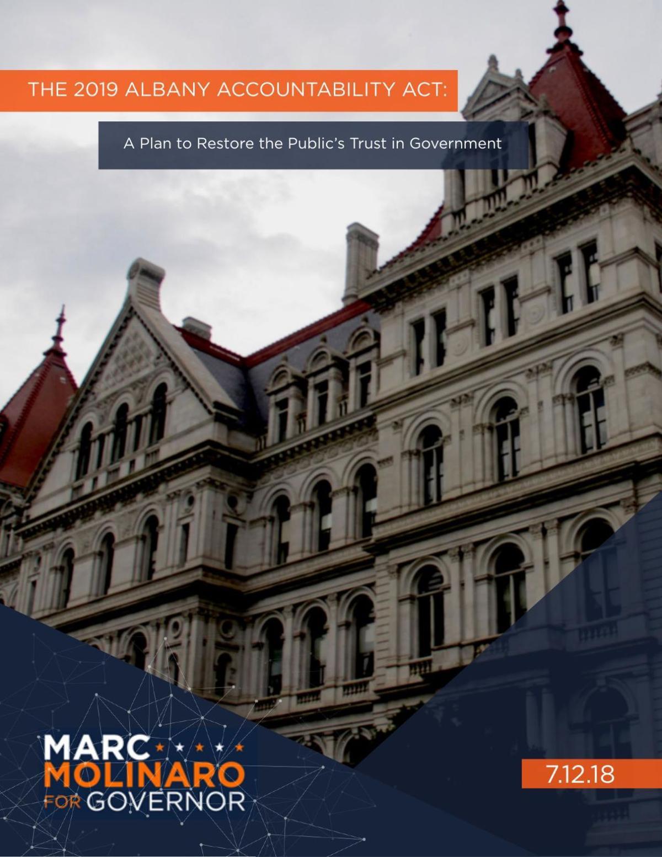 Albany Accountability Act