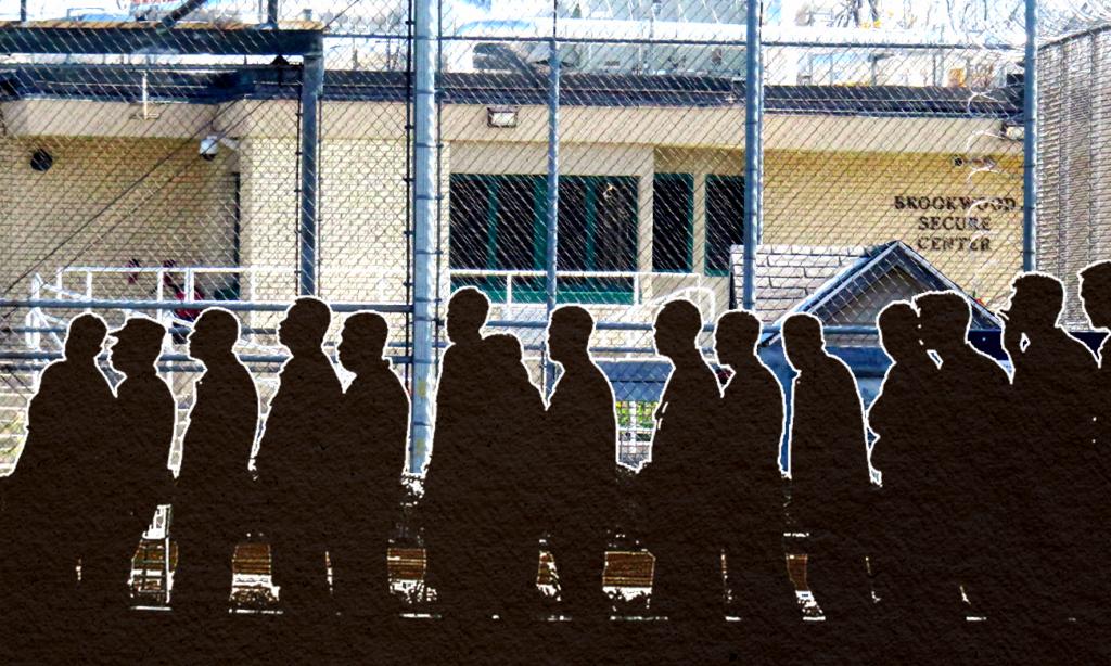 Juvenile prison COVID