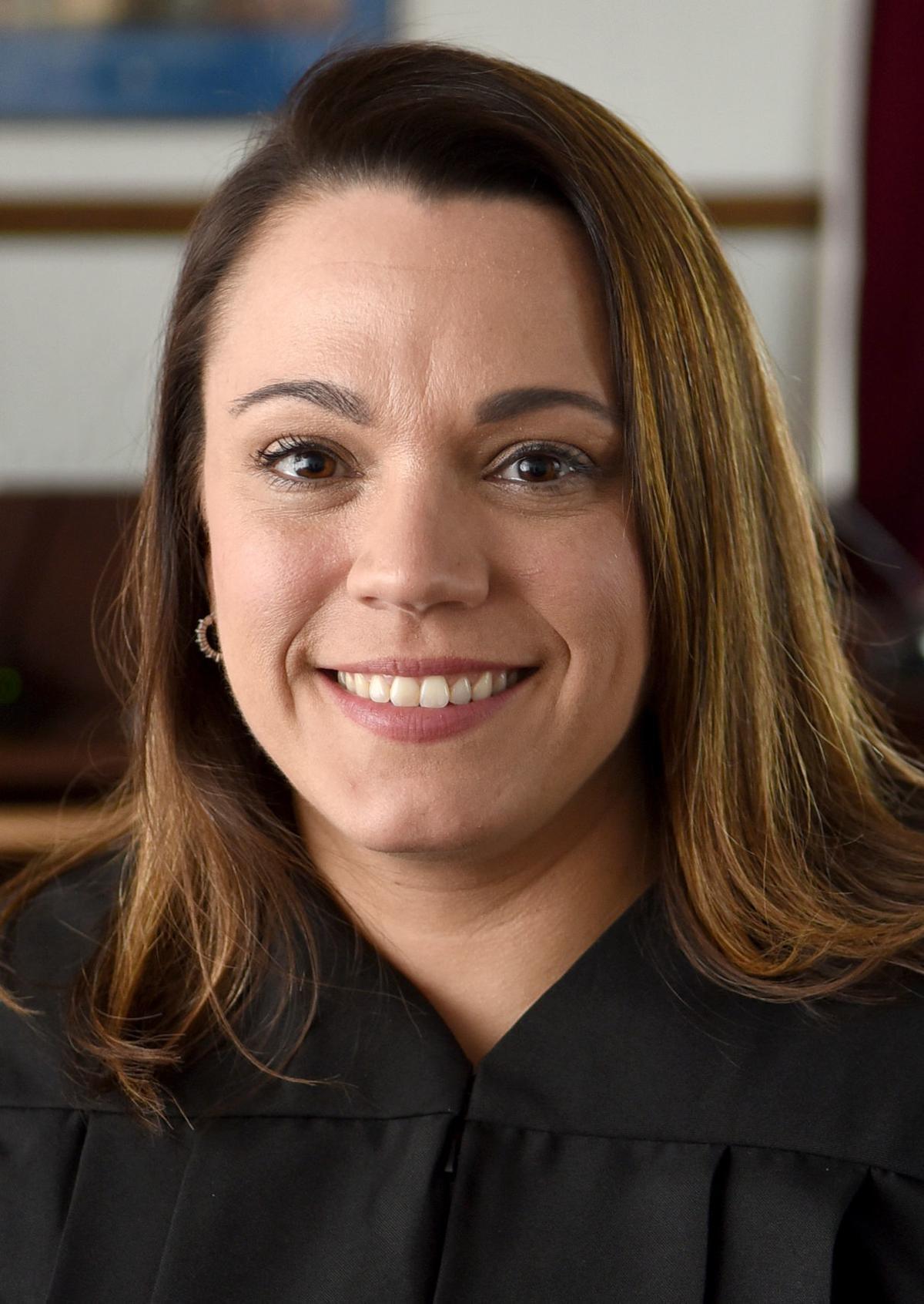 Judge Kristin Garland 2.
