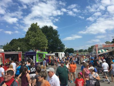 Nys Fair 2018 Food Truck Competition Day 1 Entries Ranked Grilled