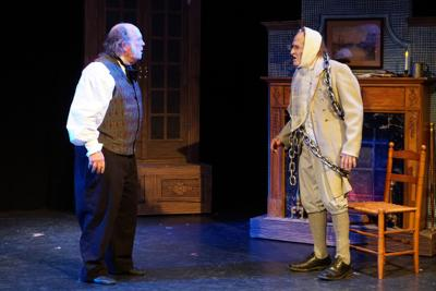 A new Auburn holiday tradition, 'Scrooge' musical returns this weekend