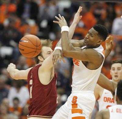 Tyus Battle Leads Syracuse In Dominating Win Over Bc Local News