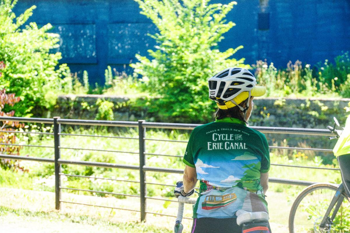Cycle the Erie Canal tour 2018
