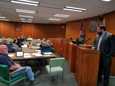 Cayuga County committee advances DPW plan to full Legislature