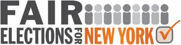 Fair Elections for New York logo
