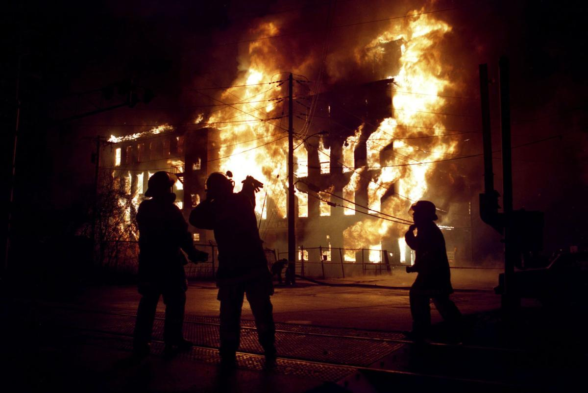 Auburn's Dunn & McCarthy fire, 25 years later