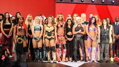WWE Raw Evolution