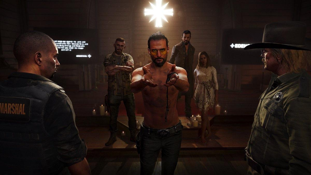 Far Cry 5 Ps4 Review When Vacuity Has Value Entertainment